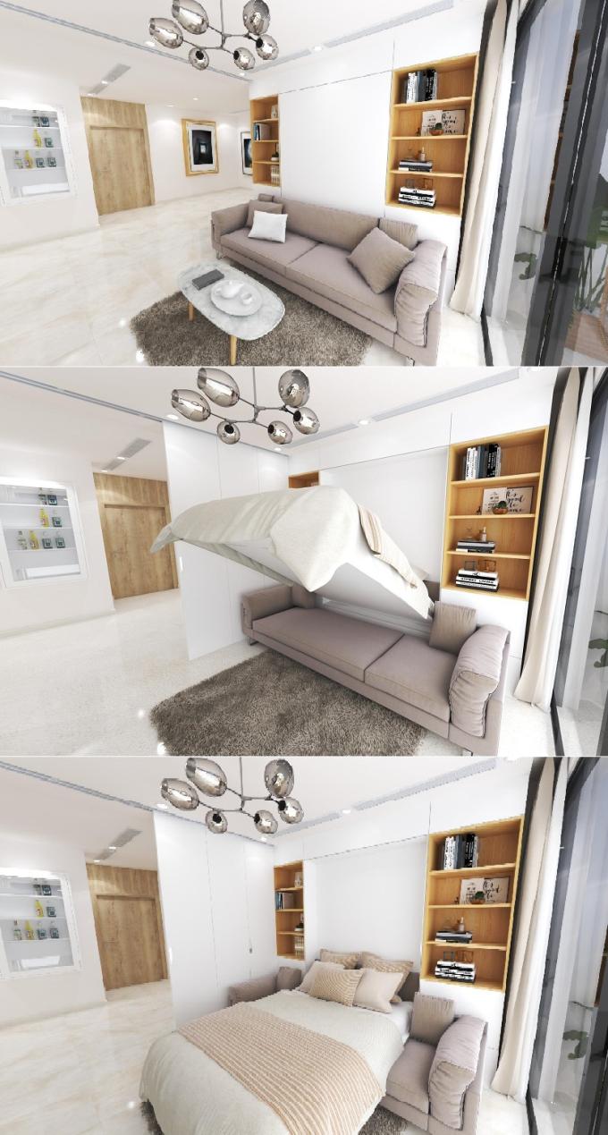 Căn hộ co nội thất tùy biến - 2