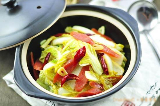 5 món ăn bổ dưỡng từ cải thảo - 4