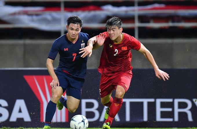 Trận đấu giữa Việt Nam - Thái Lan vòng loại Worldcup 2022 vừa diễn ra được truyền hình trên MyTV.