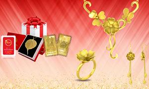 Ưu đãi mua vàng nhận quà tặng dịp khánh thành DOJI Tower