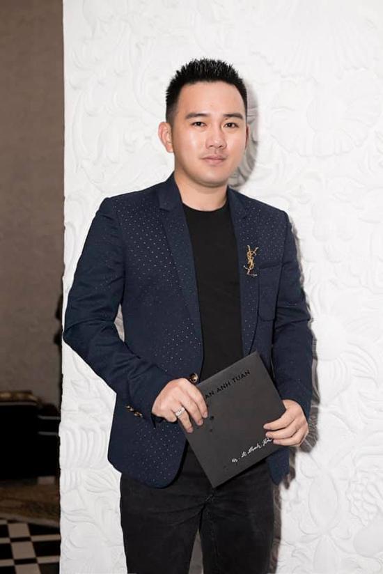 Nhà thiết kế Lê Thanh Hòa.