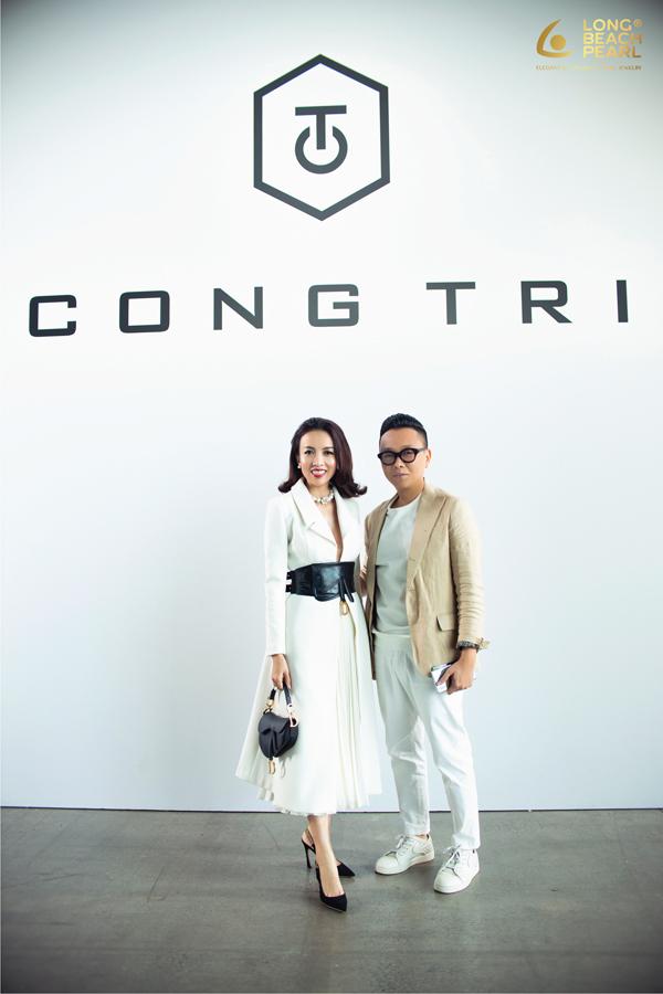 Thương hiệu trang sức ngọc trai Long Beach Pearl vừa ghi dấu ấn khi xuất hiện tại New York Fashion Week. Những sản phẩm ngọc trai đa dạng và sang trọng hòa cùng cảm hứng trong BST Đi nhặt hạt sương nghiêng của NTK Công Trí.