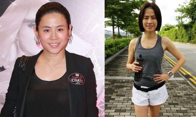 Tuyên Huyên một thời rất béo, nhưng hiện tại đã thon thả trở lại nhờ ăn uống, tập luyện.