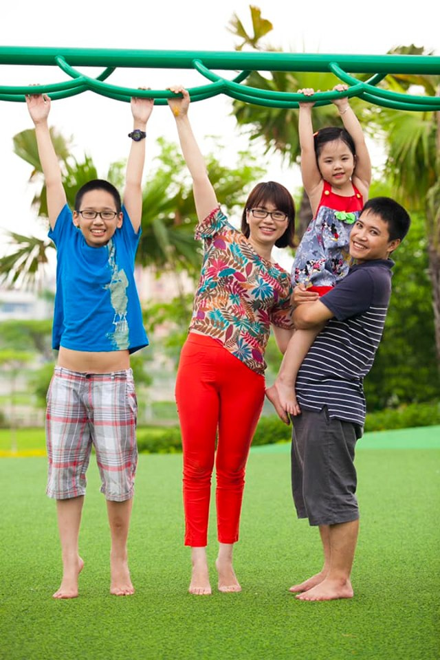 #Ông bố Hoàng Bách và các bà mẹ Việt nói gì về cách dạy con hiện đại - xin edit - 6
