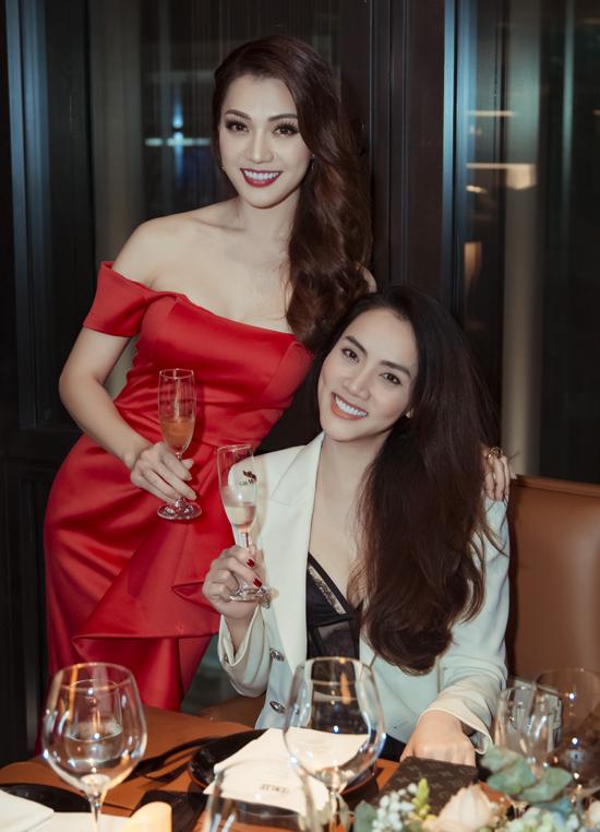 Trang Nhung chúc hoa hậu quê Đắk Lắk gặt hái nhiều thành công trong sự nghiệp vàsớm tìm được một nửa chung lối về.