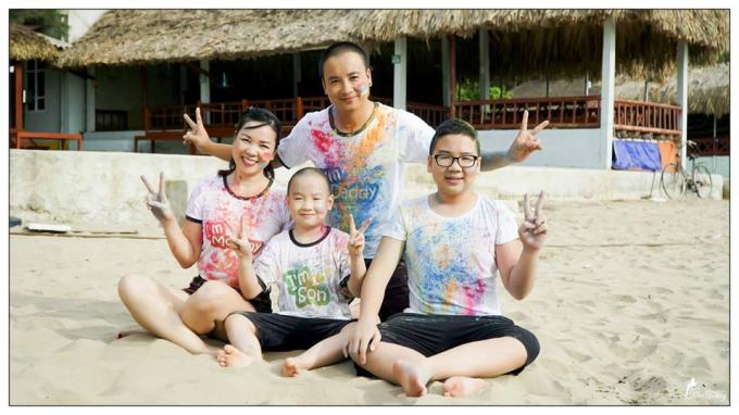 #Ông bố Hoàng Bách và các bà mẹ Việt nói gì về cách dạy con hiện đại - xin edit - 3