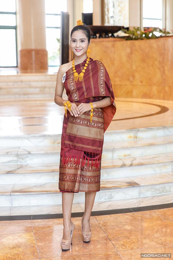 Thí sinh Un Thị Loi sinh năm 2000,có mẹ là người Lào, bố thuộc dân tộc Giẻ Triêng. Cô đến từ huyện Nam Giang thuộc tỉnh Quảng Nam.