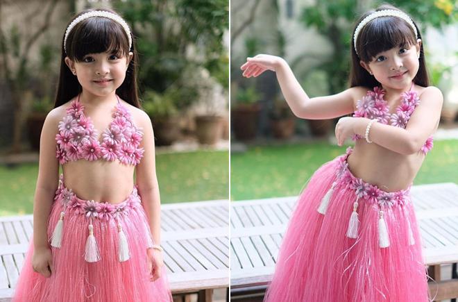 Con gái mỹ nhân đẹp nhất Philippines - 1