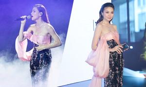 Hồ Ngọc Hà 'đụng váy' Thanh Hằng