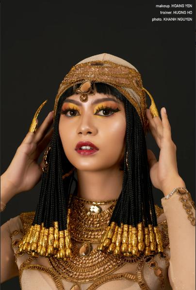 Thí sinh Makeup - Transformation khoe tài năng - 14