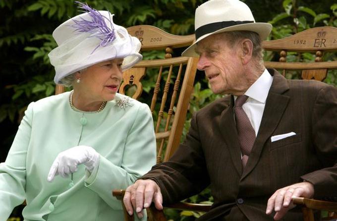Nữ hoàng Elizabeth II kết hôn với Hoàng thân Philip vào năm 1947, khi bà 21 tuổi. Ảnh:PA.