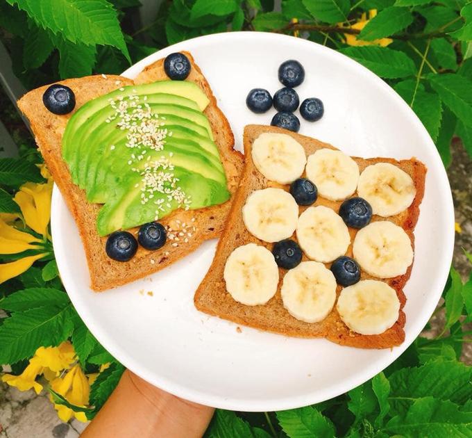 Bày biện món ăn đẹp mắt cũng là một trong nhữngbí quyết giúp chị em kiên trì hơn với chế độ ăn giảm cân.