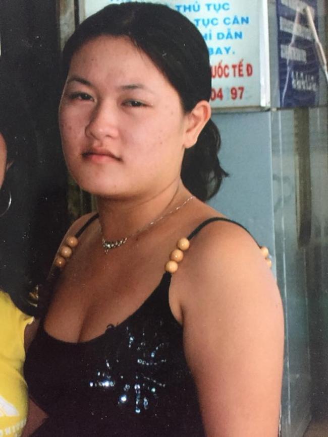 Vóc dáng kém gọn gàng khiến Huỳnh Oanh nhiều lầnbị bạn bè trêu chọc, bàn tán.