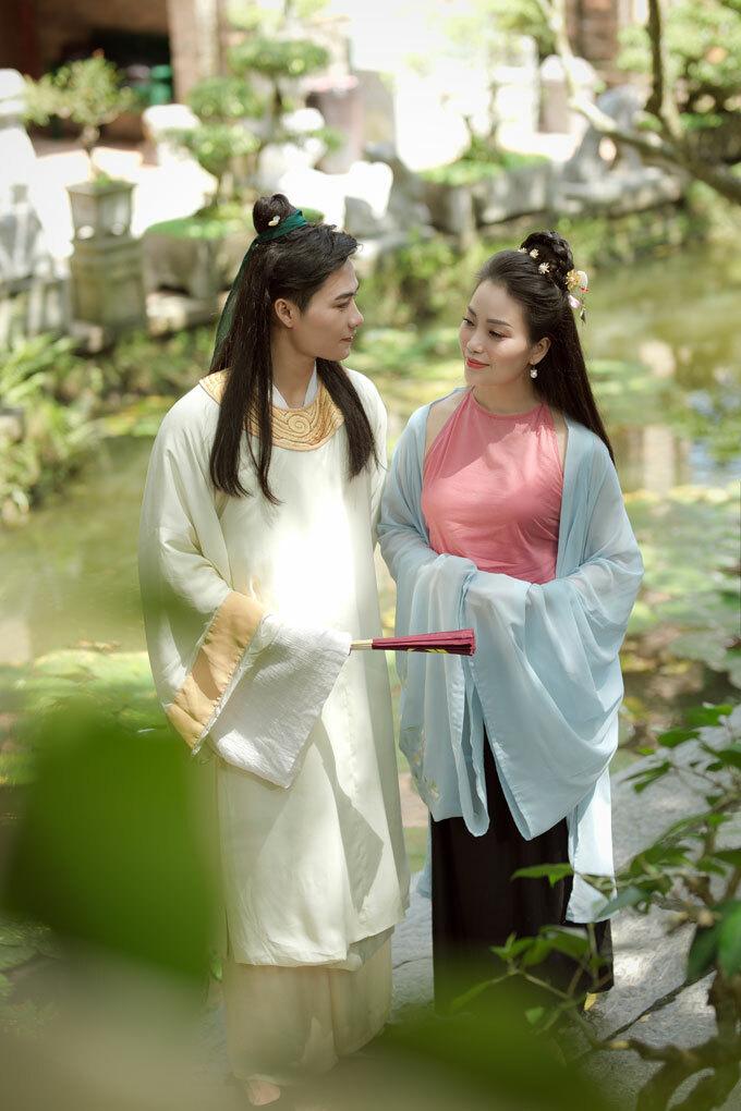 Nam chính đóng cặp với Huyền Trang là Bùi Xuân Đạt - Quán quân cuộc thi Người mẫu thể hình Việt Nam cùng nhiều diễn viên khác.