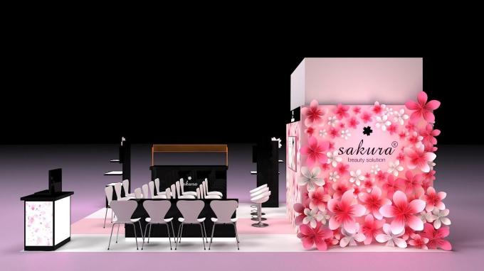 Talkshow làm đẹp của Sakura hứa hẹn mang tới nhiều kiến thức bổ ích cho khách mời.