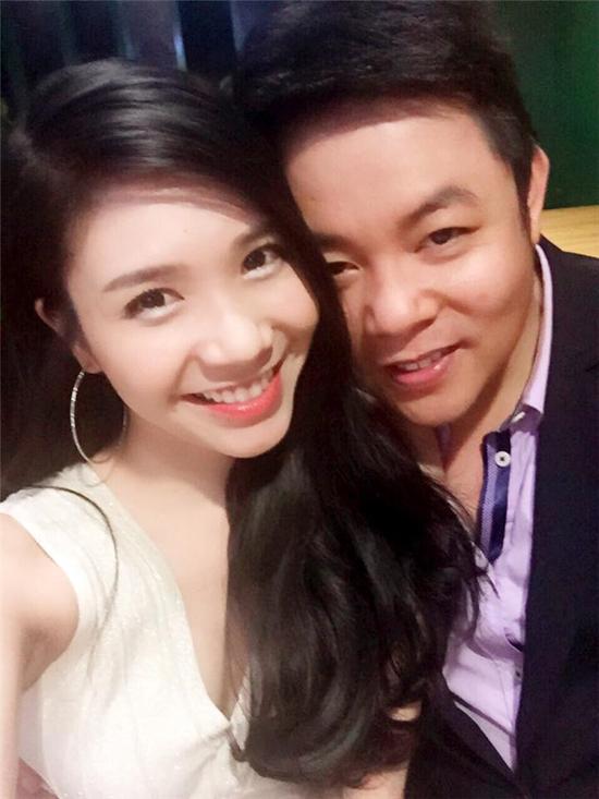Quang Lê từng hẹn hò hot girl Thanh Bi.