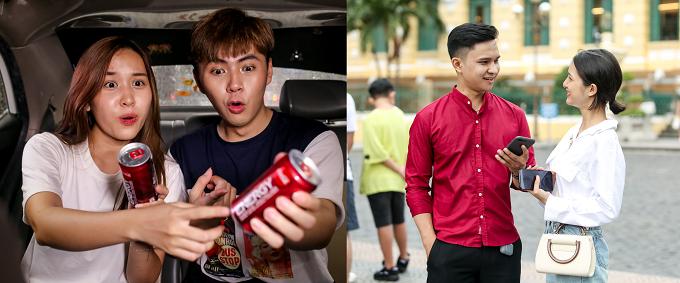 Coca-Cola và Grab vừa khởi động chương trình hợp tác kéo dài đến 9/10 tại TP HCM. Đại diện hai đơn vị cho biết đây là hình thức giới thiệu sản phẩm mới đến tận tay người tiêu dùng khá độc đáo, vì kết hợp giữa yếu tố bất ngờ và một hình thức di chuyển hiện đại, tiện lợi đang được giới trẻ ưa chuộng.