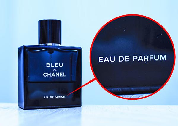 Eau de Parfume chứ