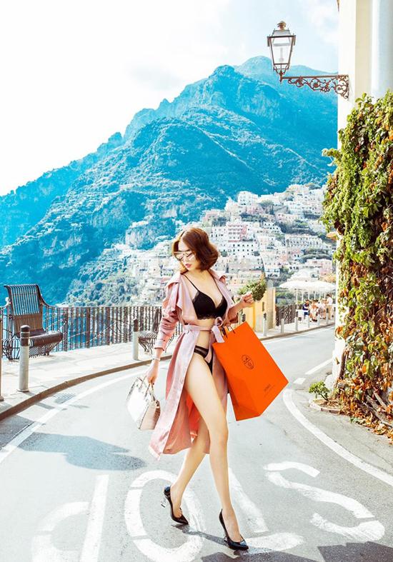 [Caption]Đi 6 ngày, Ý và Paris  Chuyến đi này hết khoảng 700tr . Sẽ ở những Hotel và phòng mắc nhất Ý và Paris. E nhấn mạnh về việc đầu tư vào kênh YouTube hạng luxury của a nhé