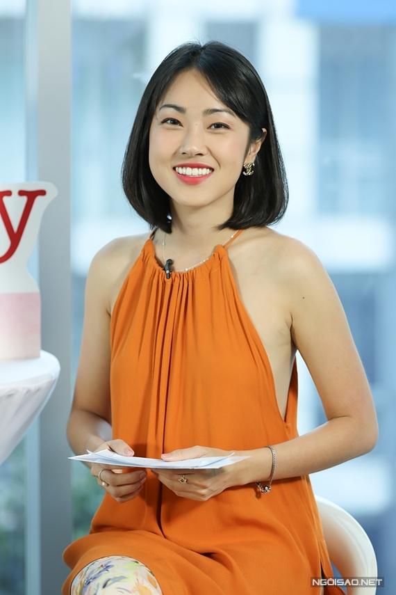 Misoa sinh năm 1991, hiện theo đuổi công việc MC - VJ và Beauty blogger. Do đó, cô hào hứng trò chuyện về lĩnh vực làm đẹp cùng các nghệ sĩ trong chuỗi talkshow của Ngoisao Beauty Expo 2019.