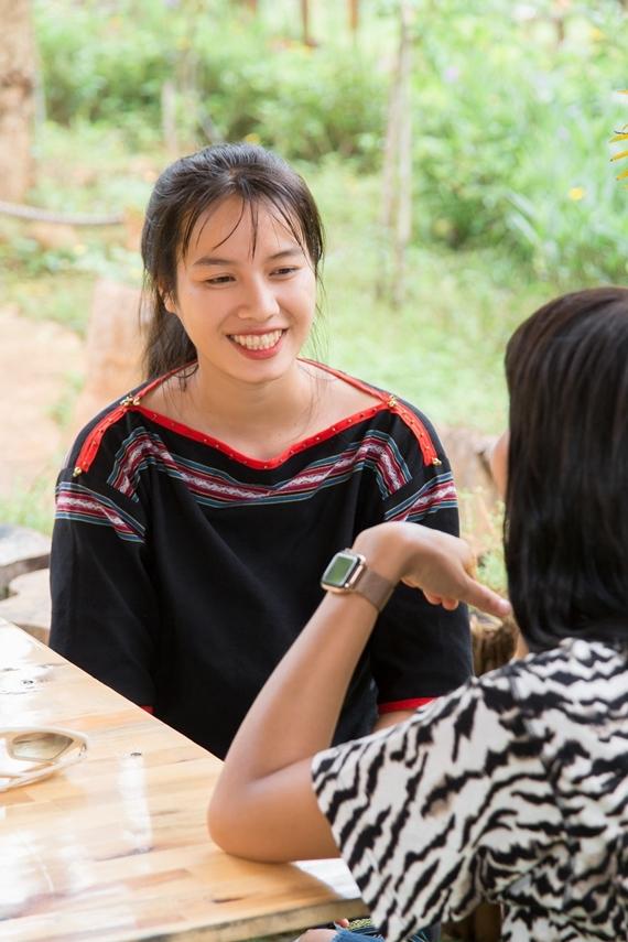Nhan sắc bản sao Phạm Hương ở Hoa hậu Hoàn vũ VN 2019 - 5