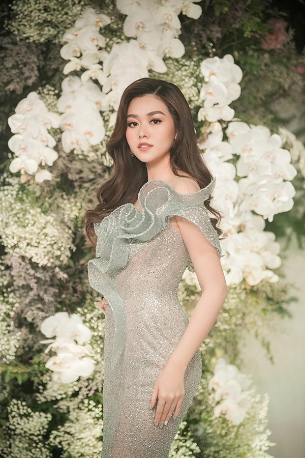Á hậu 2 Hoa hậu Thế giới Việt Nam Nguyễn Tường San.