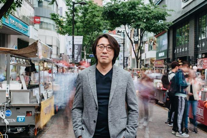 Tỷ phú Kim Jung-woong, CEO của GP Club. Ảnh: Forbes.