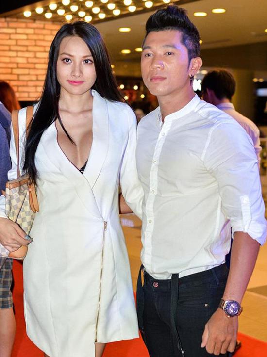 Lương Bằng Quang và Yaya Trương Nhi khi còn yêu nhau.