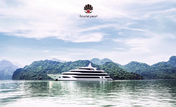 Nhạc sĩ Phú Quang tổ chức đêm nhạc trữ tình trên du thuyền Scarlet Pearl