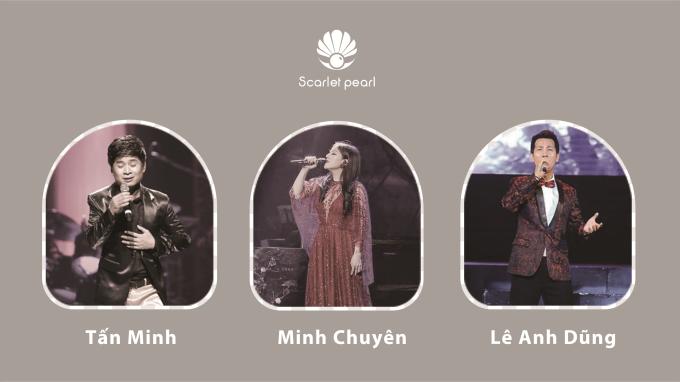 Nhạc sĩ Phú Quang tổ chức đêm nhạc trữ tình trên du thuyền Scarlet Pearl - 1