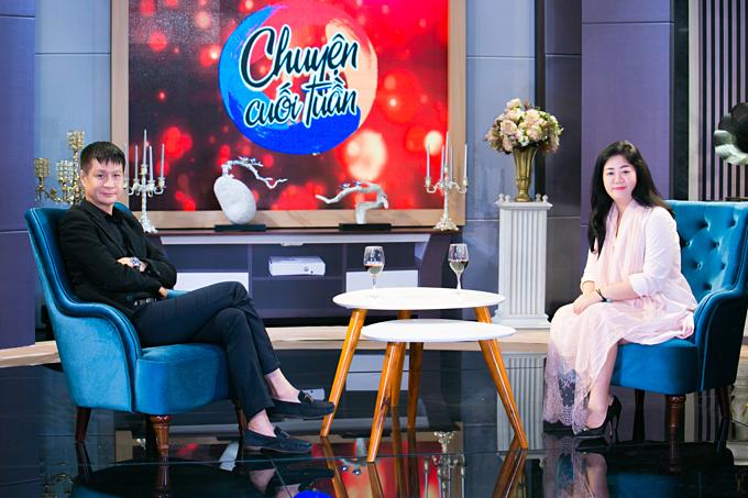Cuộc đối thoại thẳng thắn giữa đạo diễn Lê Hoàng và tiến sĩ tâm lý Dr Pepper sẽ được phát sóng vào 21h35 hôm nay (21/9) trên kênh VTV9.