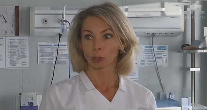 Olena Sadova