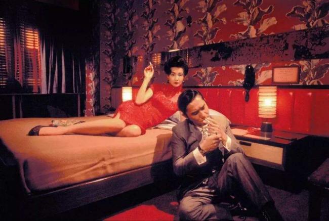 Những cảnh quaycủa Tâm trạng khi yêu cũng được nhiều khán giả lục lại. Với bộ phim này, Mạn Ngọc đóng cùng tài tử Lương Triều Vỹ.  Tác phẩmtừng được được xem là một trong những phim xuất sắc nhất của điện ảnh châu Á mọi thời đại, khiến giới phê bình điện ảnh quốc tế ngưỡng mộ và được đánh giá là bộ phim hay hàng đầu của thế kỷ 21.