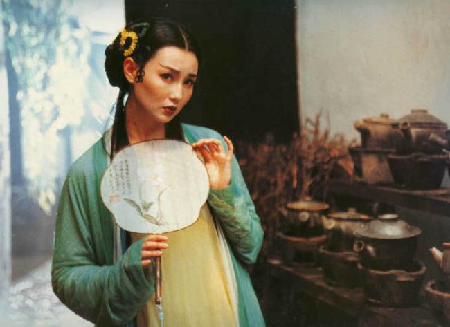 Vẻ đẹp Trương Mạn Ngọc thời đóng Tâm trạng khi yêu - 10