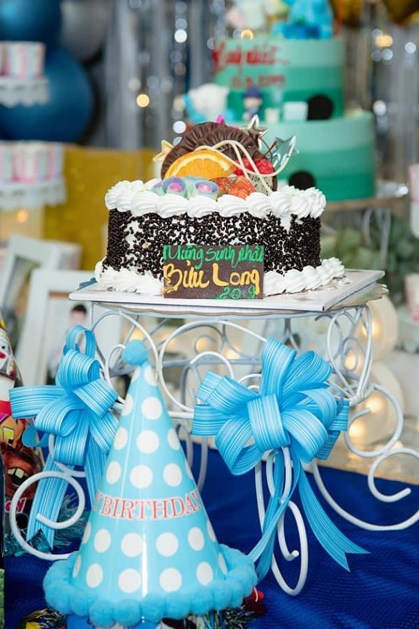 Nhật Kim Anh và chồng cũ tổ chức sinh nhật con trai - 8