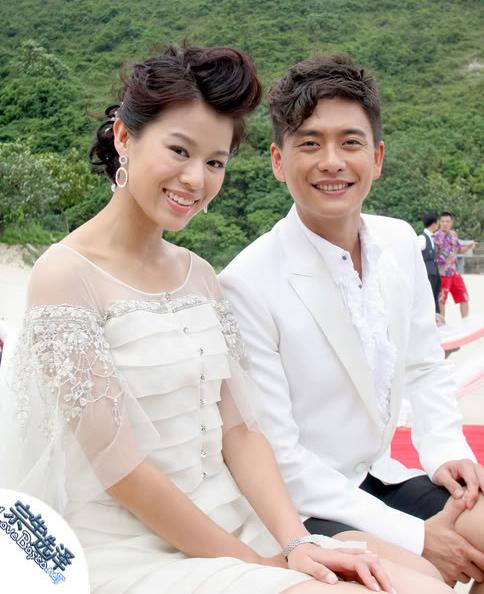 Hồ Hạnh Nhi và Huỳnh Tông Trạch thời còn yêu nhau.