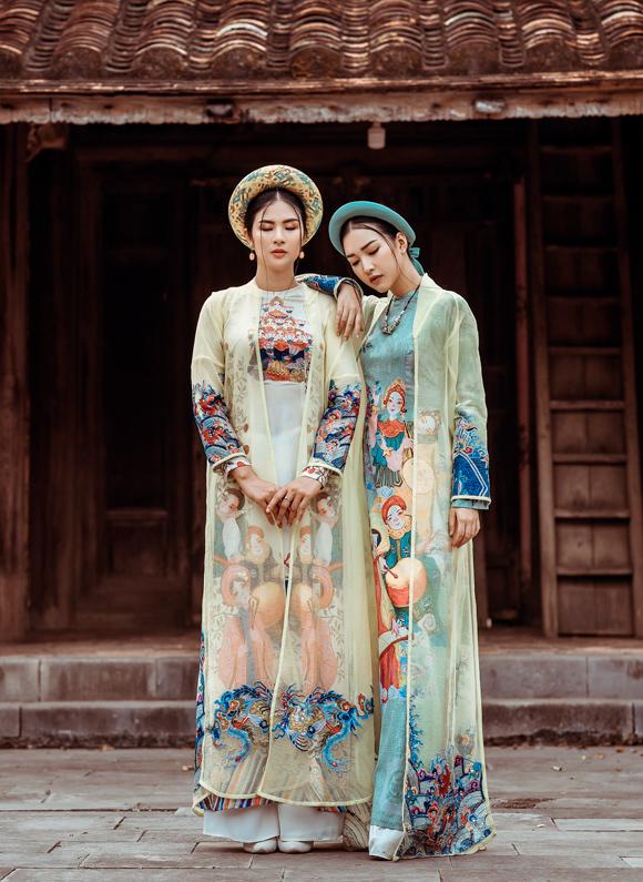 Ngọc Hân đọ dáng nàng thơ xứ Huế - 3