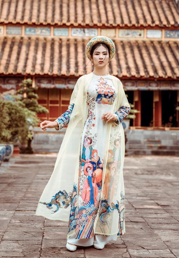 Photo: Leon Lê, Panda Dương. Make-up: Fa Nguyễn.