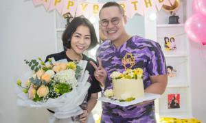 Thu Minh đón tuổi 42 với diện mạo mới