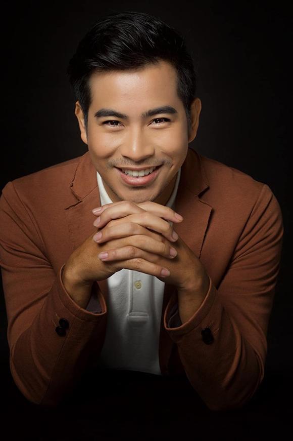 Diễn viên Thanh Bình.