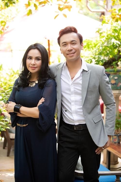 Thanh Lam là khách mời duy nhất trong liveshow của Lê Việt Anh.