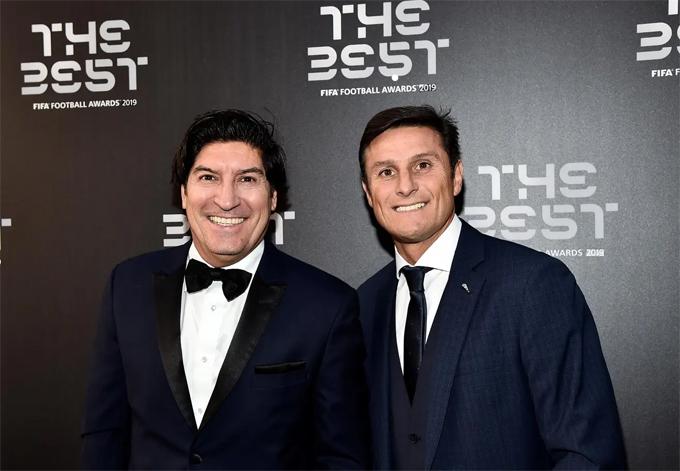 Cựu sao tới dự Gala The Best của FIFA - 2