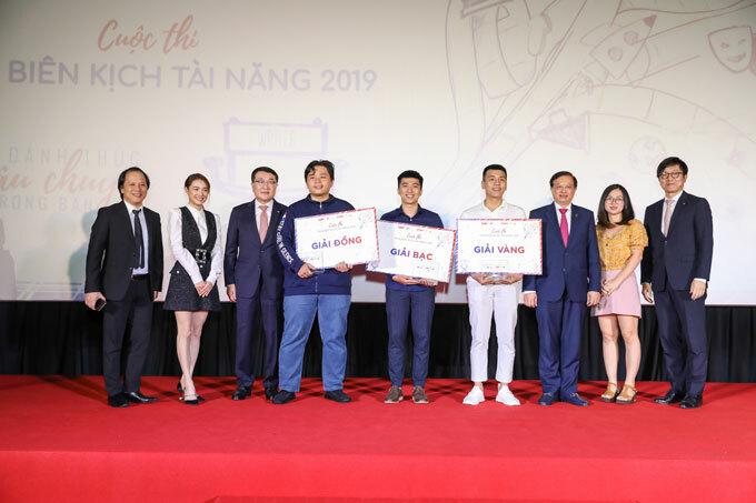 Nguyễn Tấn Nhật giành quán quân Nhà biên kịch tài năng 2019 - 1
