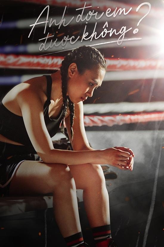 Hình tượng võ sĩ boxing của Mỹ Tâm tạo nhiều thích thú cho khán giả.