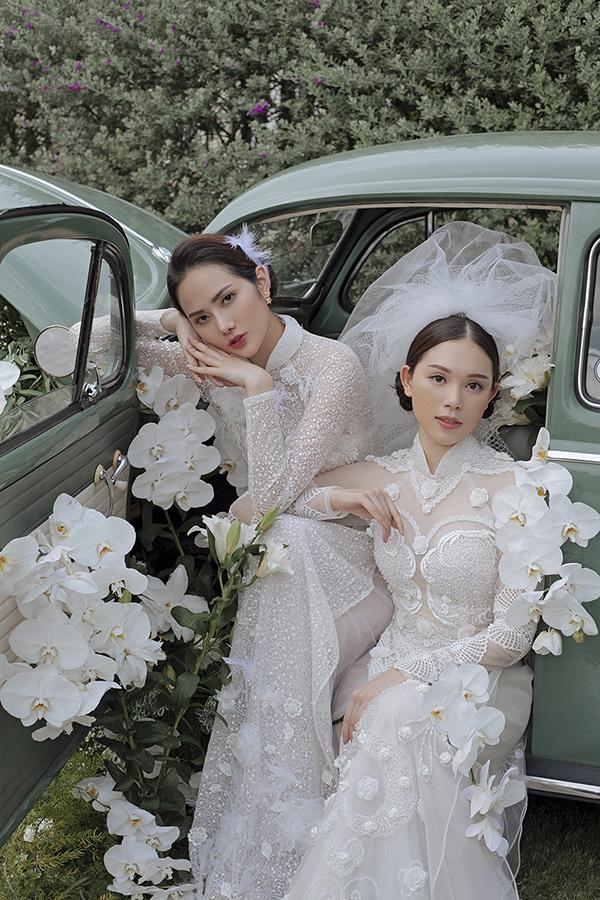 Đây là lần hiếm hoi Hoa hậu Đông Nam Á Diệu Linh nhận lời làm mẫu ảnh kể từ khi tham gia cuộc thi Hoa hậu Quốc tế 2018.