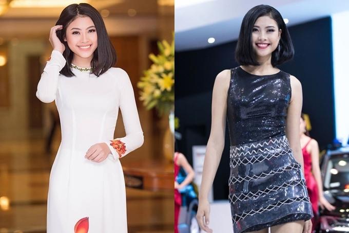 Bản sao Tăng Thanh Hà thi Hoa hậu Hoàn vũ VN - 3