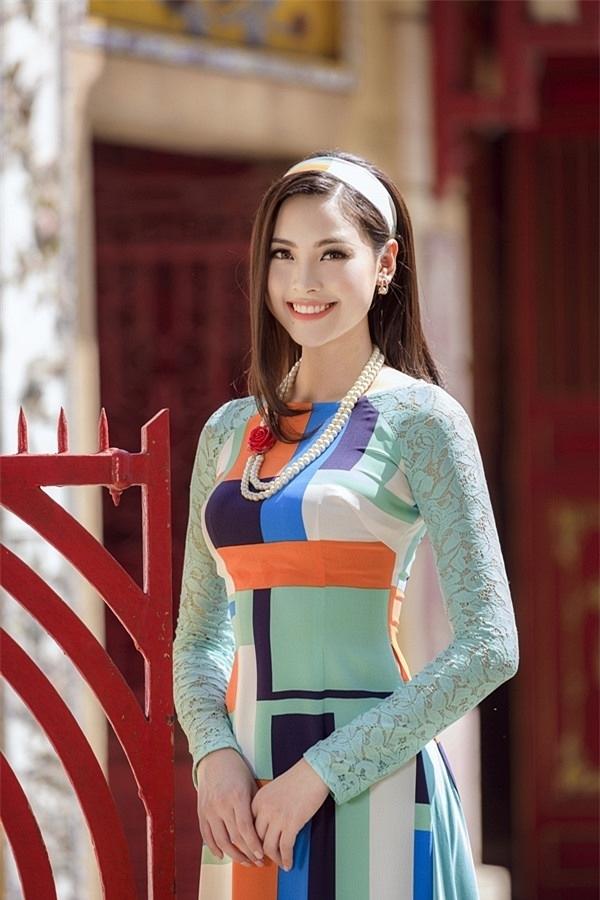 Bản sao Tăng Thanh Hà thi Hoa hậu Hoàn vũ VN - 6