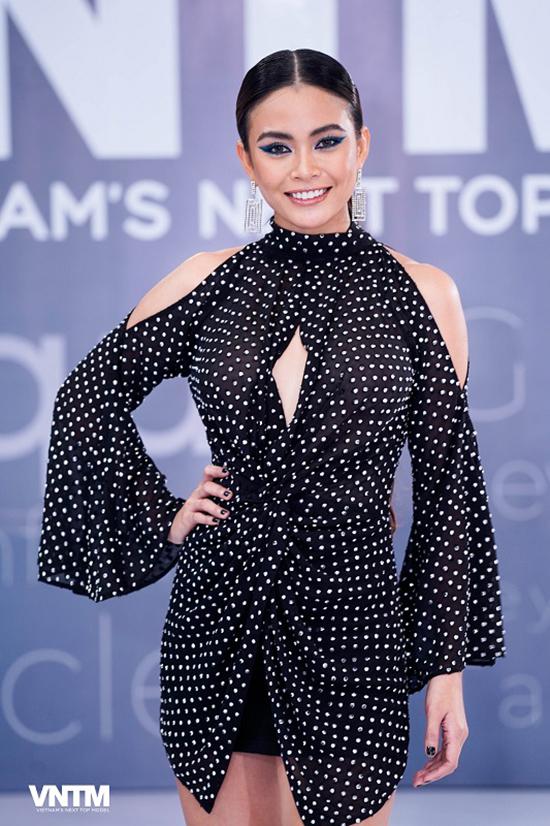 Trước khi trở thành giám khảo chính thức củaVietnams Next Top Model 2019, Mâu Thủy từng tham gia nhiều buổi casting ở các vòng sơ khảo cho nhiều mùa giải trước.