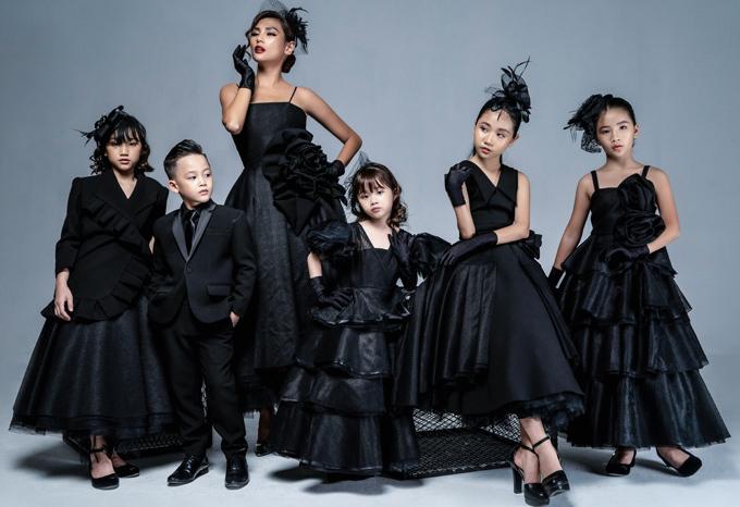 Bộ sưu tập chào sân mang tên A Childs Dream sẽ được nam người mẫu 24 tuổi trình làng vào tháng 10.