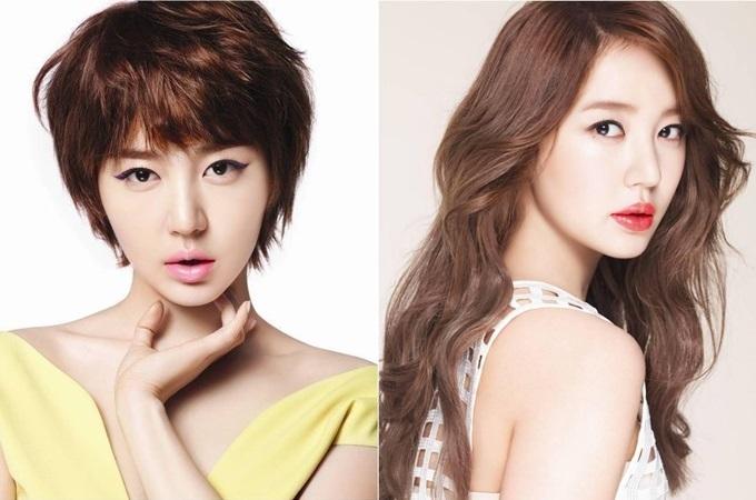Yoon Eun Hye từng cắt tóc tém để hóa thân nữ giả nam trong phim Tiệm cà phê hoàng tử. Theo Daum, kiểu tóc tém năng động của cô từng thu hút giới trẻ Hàn Quốc giai đoạn 2007-2010. Về sau cô để tóc dài, thường uốn đuôi và trang điểm đậm để tôn vẻ gợi cảm, chín chắn.
